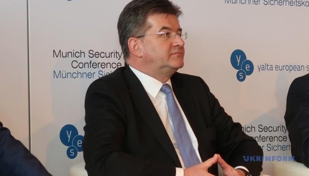 Треба тиснути на Росію, для створення умов проведення вільних виборів на Донбасі – Лайчак