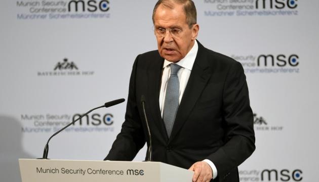 Лавров у Мюнхені просував ідею саміту постійних членів Радбезу ООН