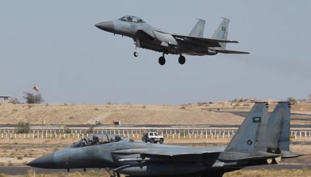 Військовий літак саудівської коаліції розбився в Ємені