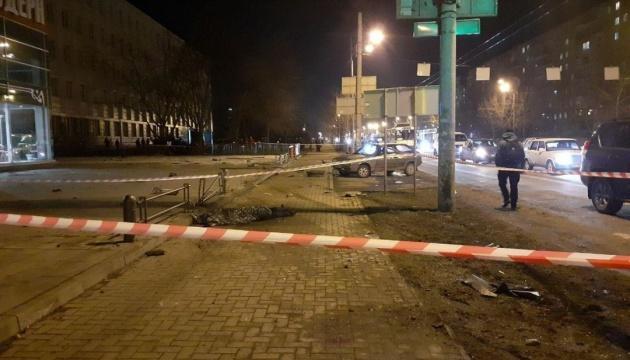 У Дніпрі водій авто під час втечі від поліції збив трьох пішоходів