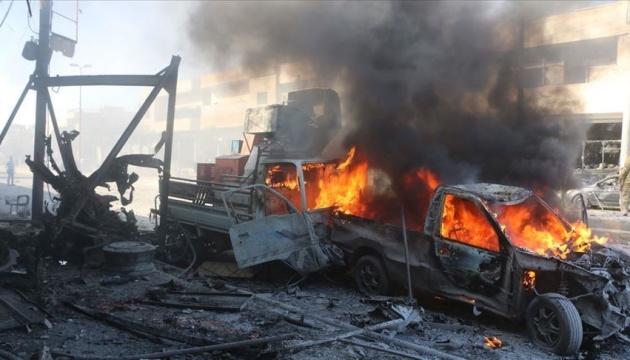 У двох терактах в Сирії загинули восьмеро осіб