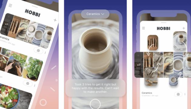 Facebook випустив додаток у стилі Pinterest