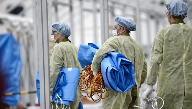 У 11 американцев с лайнера Diamond Princess обнаружили коронавирус