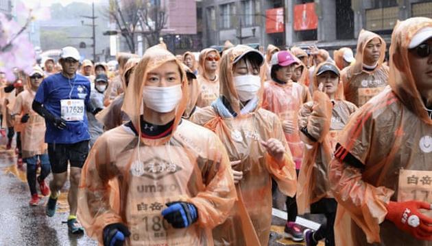 В Японії скасували столичний марафон через коронавірус