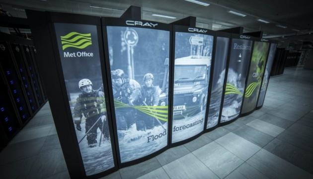 Британія виділила $1,6 мільярда на суперкомп'ютер, що передбачатиме погоду