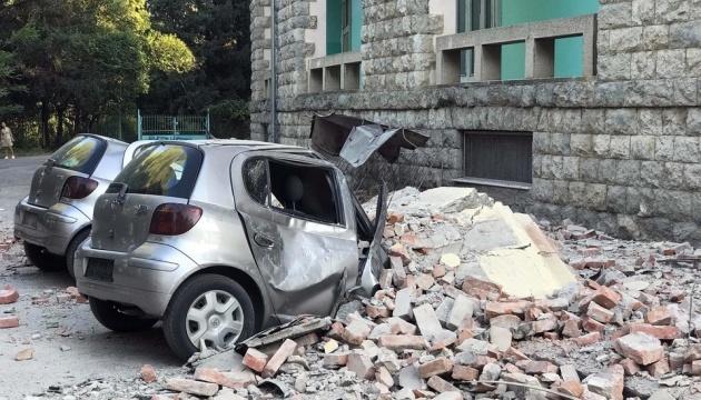 Єврокомісія виділила 100 мільйонів для відбудови Албанії після землетрусу