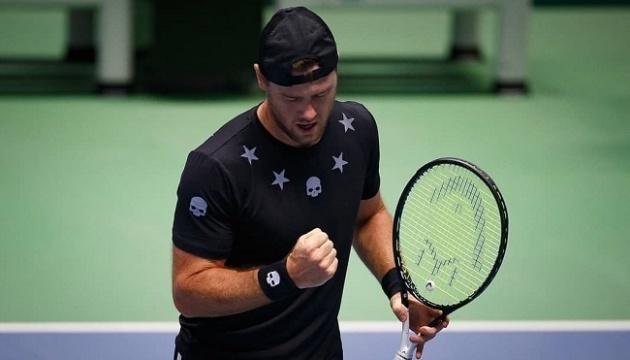 Українець Марченко вийшов до другого кола турніру ATP у Бергамо
