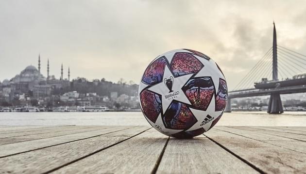 УЄФА представила офіційний м'яч фіналу Ліги чемпіонів-2020