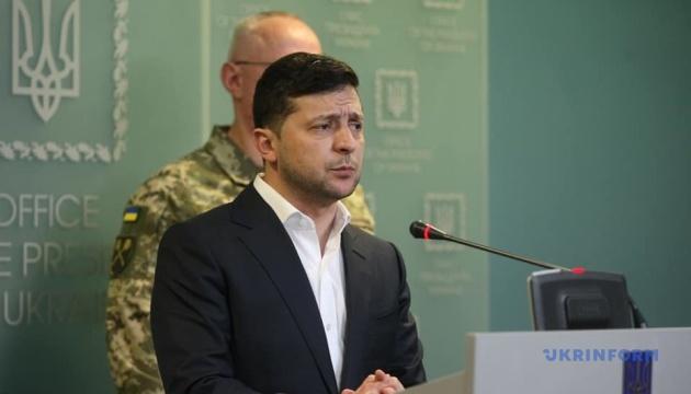 Зеленский: Я лично привезу украинцев из Китая в особняки политиков, подстрекающих людей