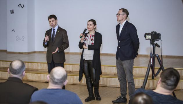 В Латвії відбулася прем'єра документального фільму про війну на Донбасі