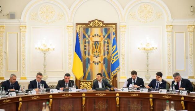 Зеленский ввел в действие решение СНБО о государственном оборонном заказе