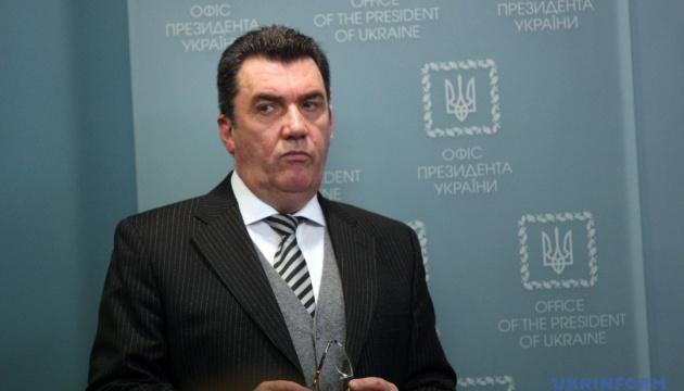 Olexiy Danylov : L'Ukraine ne rétablira pas l'approvisionnement en eau vers la Crimée