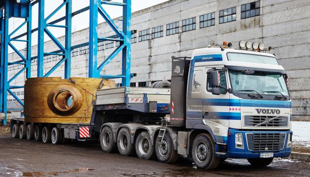 Українське підприємство відвантажило партію заготовок для АЕС Індії та Китаю