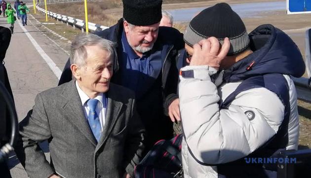 В окупованому Криму сьогодні
