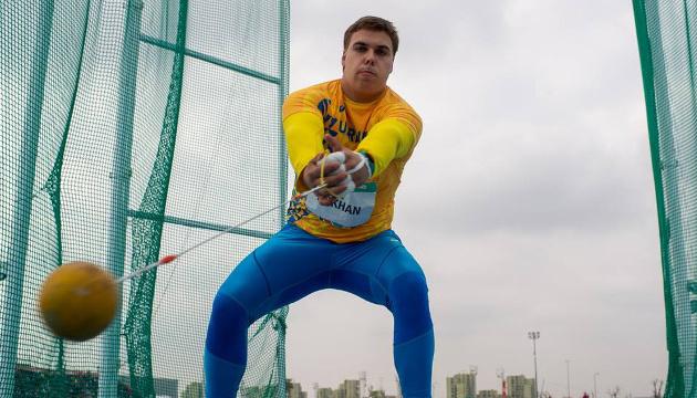 Михайло Кохан з особистим рекордом здобув ліцензію на Олімпіаду в Токіо