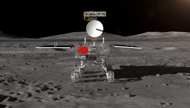 Китайський зонд на Місяці