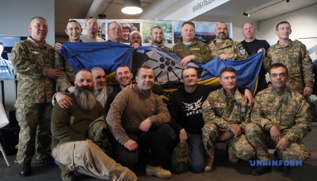 Учасники боїв за Дебальцеве вшанували пам'ять побратимів