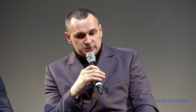 Олег Сенцов сьогодні презентує новий роман на Суспільному