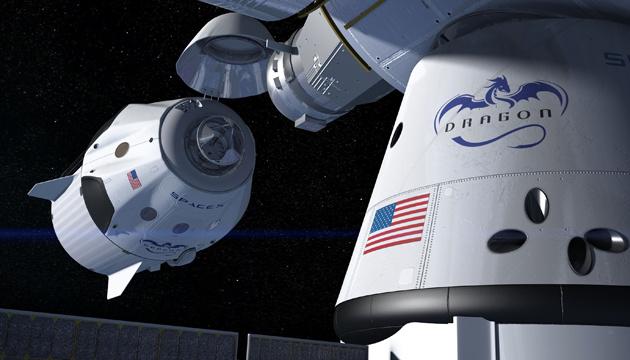 NASA назвало дату першого комерційного польоту Crew Dragon до МКС