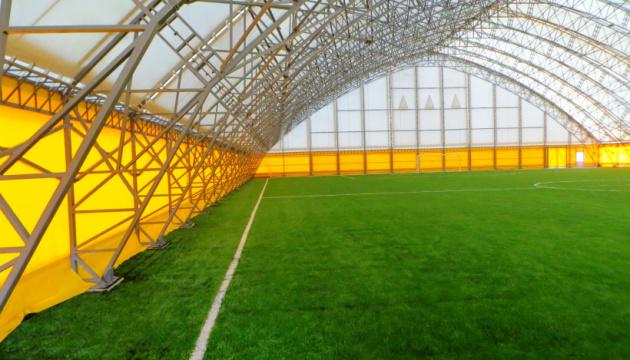На Донеччині до кінця року побудують п'ять нових стадіонів