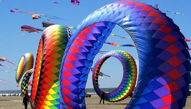 Николаевский фестиваль воздушных змеев пройдет в трех областях