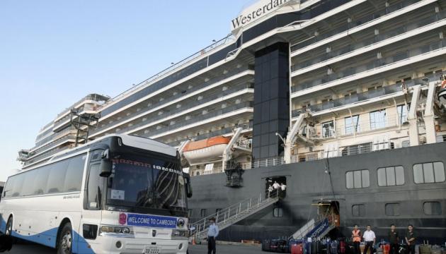 На лайнері Westerdam заражених коронавірусом не виявили