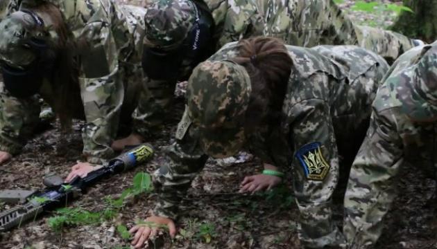 В Киеве в шестой раз соберут Патриотический лагерь военной подготовки для молодежи