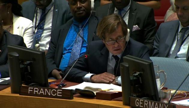 La France à l'ONU exhorte toutes les parties du conflit dans le Donbass à réaffirmer leur attachement aux Accords de Minsk