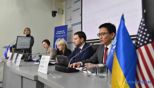 У Києві презентували дослідження про проблеми переселенців