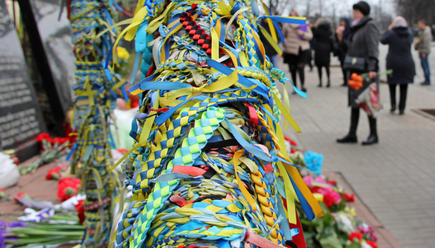 Традиційна хода з ушанування пам'яті перших загиблих на Майдані відбудеться 25 січня