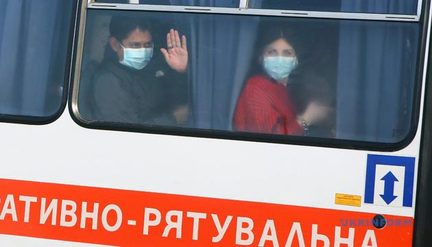 У Харкові оцінили стан евакуйованих українців як задовільний