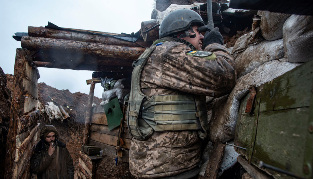 Russian-led forces violate ceasefire in Donbas six times