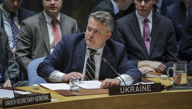 Росія в ООН намагається використати пандемію для скасування санкцій – Кислиця