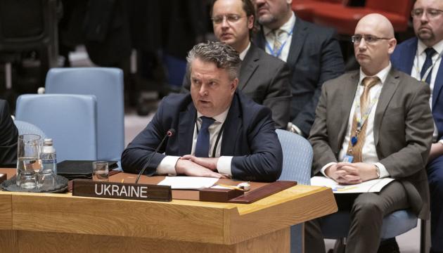 Цинізм має знати межу: Кислиця розповів, чому ООН не підтримала нову резолюцію РФ