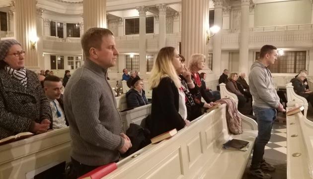 У Лейпцігу вшосте відбулася Молитва за мир в Україні