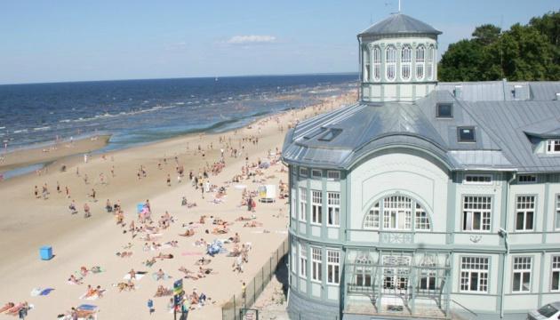 Торік кількість туристів в Юрмалі зросла на 5,4% – завдяки шведам та українцям