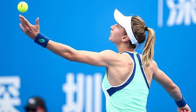 Цуренко прекратила соревнования на турнире WTA в Дохе на старте квалификации