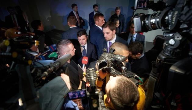 Зеленський: Україна називає себе Європою, але вчора здавалося, що з Середньовіччя