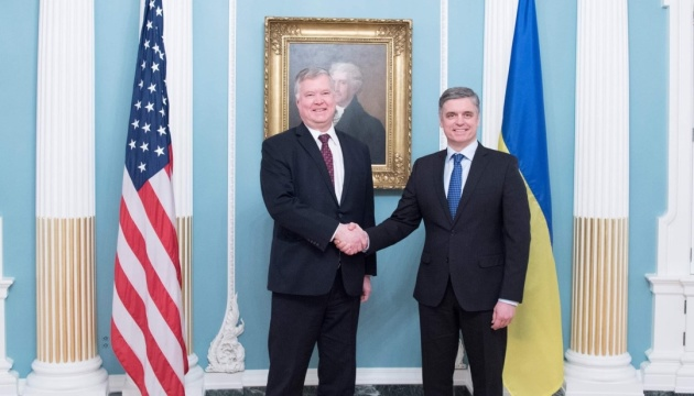 U.S. congratulates Ukraine on progress in fighting corruption