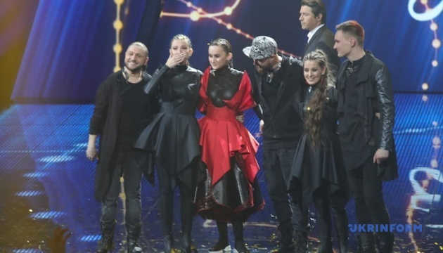 Украину на Евровидении представит группа Gо-A