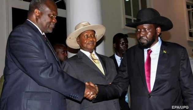 Віце-президентом Південного Судану став колишній лідер опозиції
