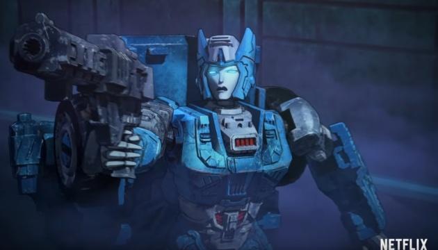 Netflix показав трейлер нового мультсеріалу про трансформерів