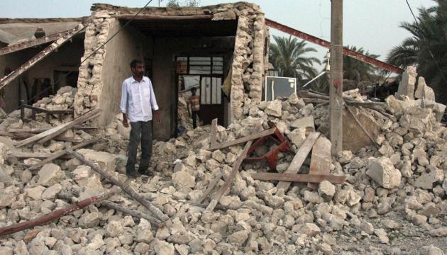 Внаслідок землетрусу в Туреччині загинули восьмеро людей