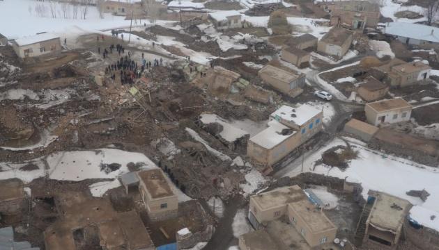 Землетрус у Туреччині: дев'ятеро загиблих, 37 поранених