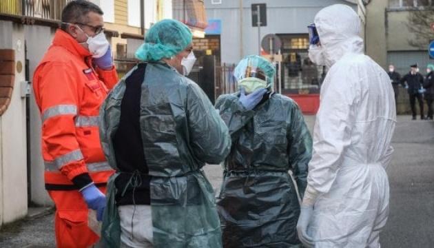 В Италии число инфицированных коронавирусом превысило 130