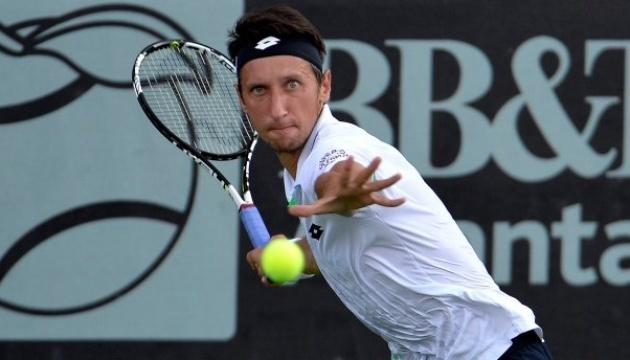 Стаховський зачохлив ракетку на турнірі АТР у Франції