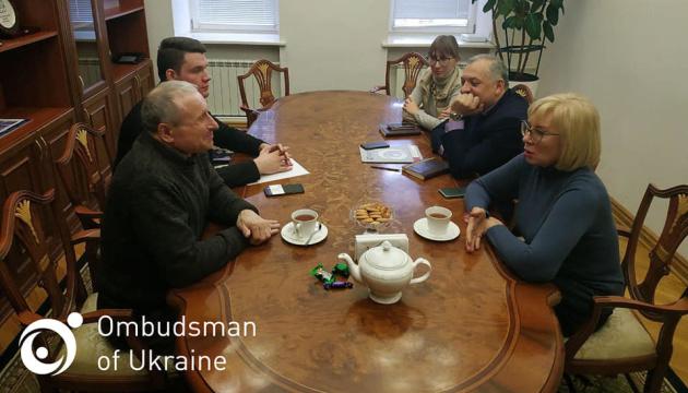 Кримського журналіста Семену у Києві забезпечили тимчасовим житлом — Денісова