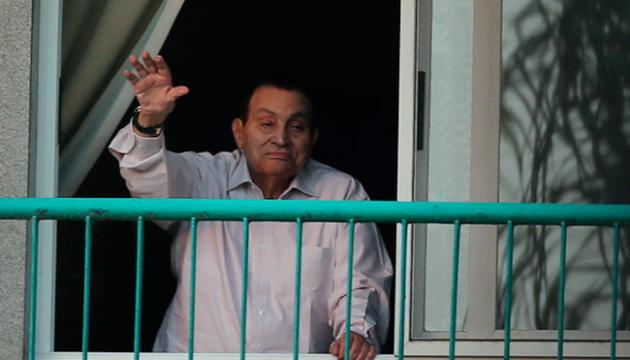 Скончался экс-президент Египта Хосни Мубарак