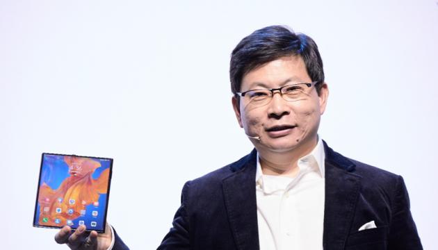 "Huawei представив ""гнучкий"" смартфон"