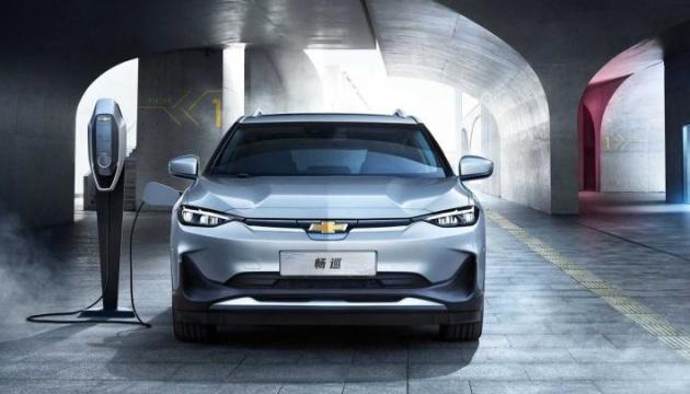 General Motors представив електрокар для китайського ринку